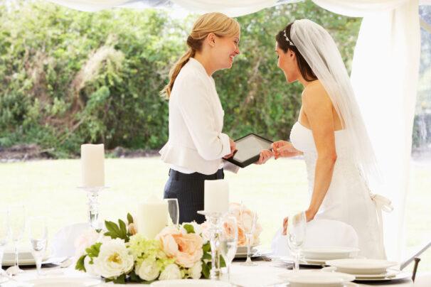 Conseils pour trouver un wedding planner de confiance